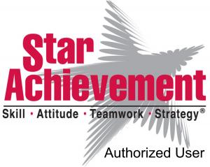 Star Achievement Authorized User Logo-Level ll