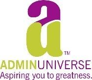 Administrative Professionals can take stock of what they're given and come up with strategies to get the job done. AdminUniverse is all about developing this key skill to being successful in an office setting.