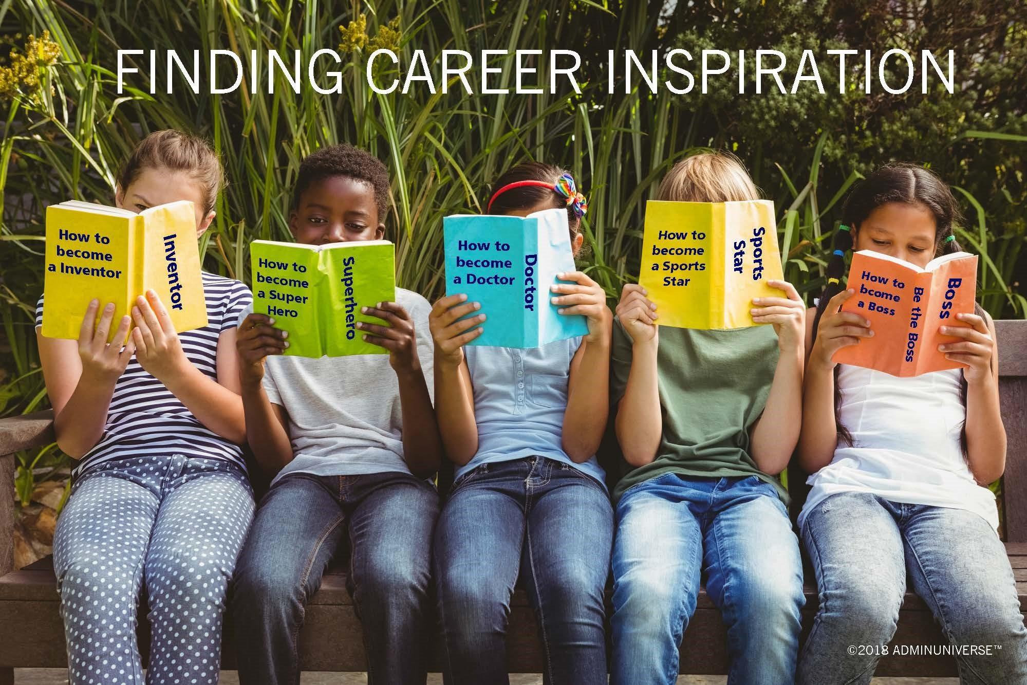 For people who know their career aspirations early on, a successful career path may not seem daunting. For others, self-doubt may crop up along the way. Whether on the first rung of your career ladder or have found yourself on the way to the top, here are a few tips to help you find inspiration for your career journey