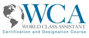 WCA Logo - AdminUniverse