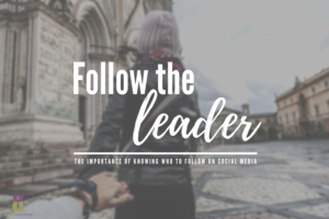 Knowing Industry Leaders to Follow
