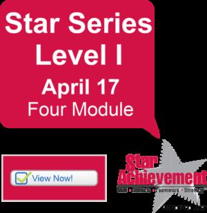 Star Level l - April 17, 2020