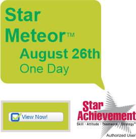 Star Meteor One Day Admin Training