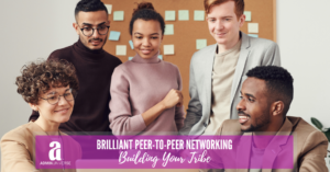 AdminUniverse Brilliant Peer Networking Blog