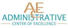 ACE Administrative Center of Excellence Logo
