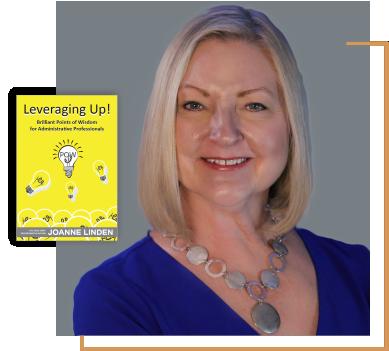 Event Host - Speaker/Author Joanne Linden